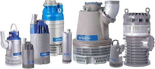 Flygt Pumps |Suppliers |Industrial Pumps