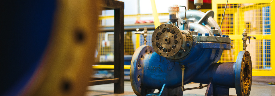 Industrial Pumps - Our Service Team